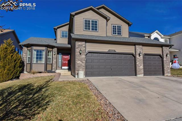 4858 Sand Hill Drive, Colorado Springs, CO 80923 (#4011670) :: The Kibler Group