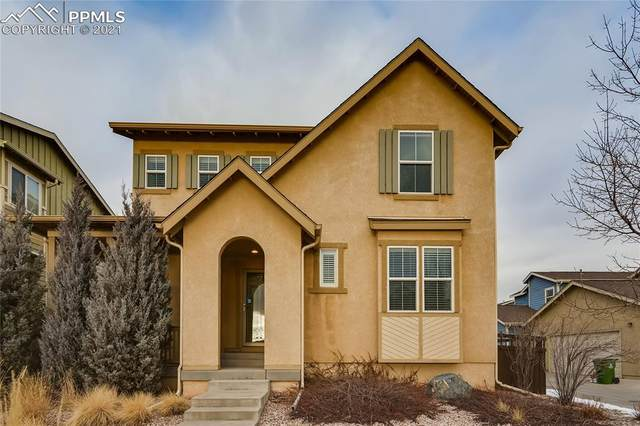 230 S Raven Mine Drive, Colorado Springs, CO 80905 (#4011887) :: The Harling Team @ HomeSmart