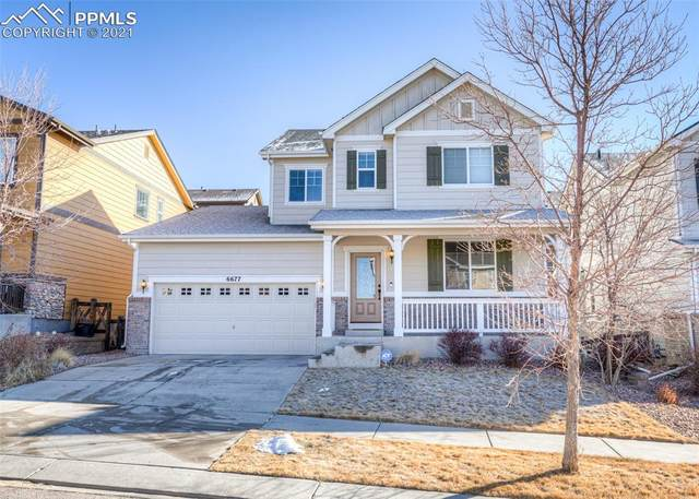 6677 Maple Stone Lane, Colorado Springs, CO 80927 (#4012209) :: The Daniels Team