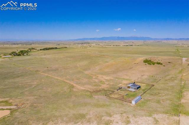 0 Speer Road, Calhan, CO 80808 (#4013270) :: Tommy Daly Home Team