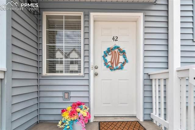 42 Vale Circle, Palmer Lake, CO 80133 (#4015187) :: Colorado Home Finder Realty