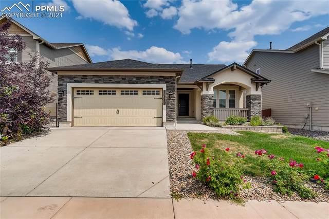 10889 Echo Canyon Drive, Colorado Springs, CO 80908 (#4015445) :: The Kibler Group