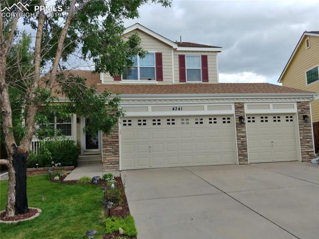 4341 Round Hill Drive, Colorado Springs, CO 80922 (#4016141) :: Action Team Realty