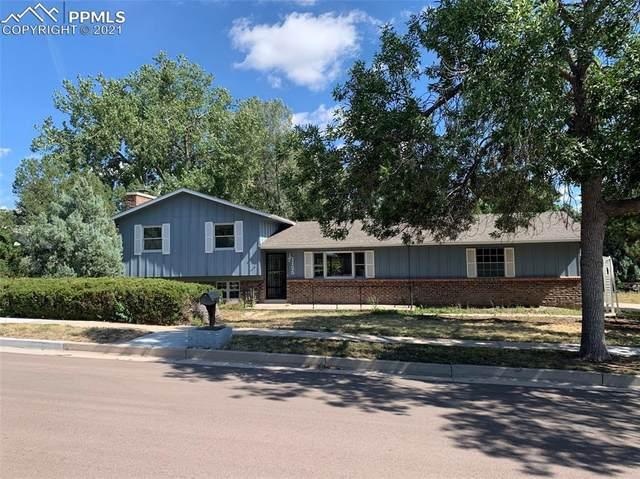 1125 Babcock Road, Colorado Springs, CO 80915 (#4017290) :: The Kibler Group
