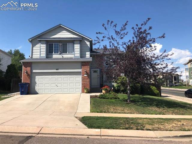 687 Welsh Circle, Colorado Springs, CO 80916 (#4018917) :: The Dixon Group