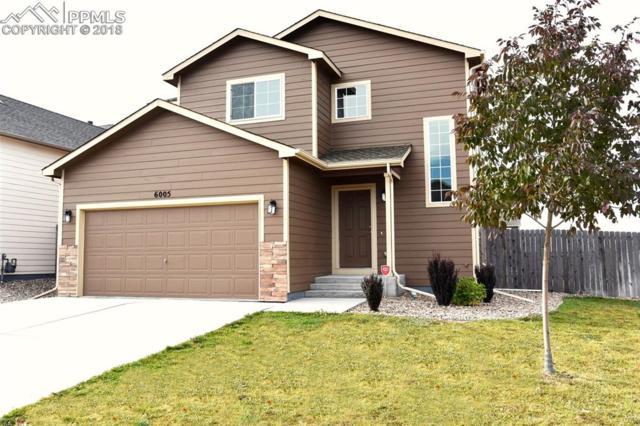 6005 San Mateo Drive, Colorado Springs, CO 80911 (#4020139) :: Action Team Realty