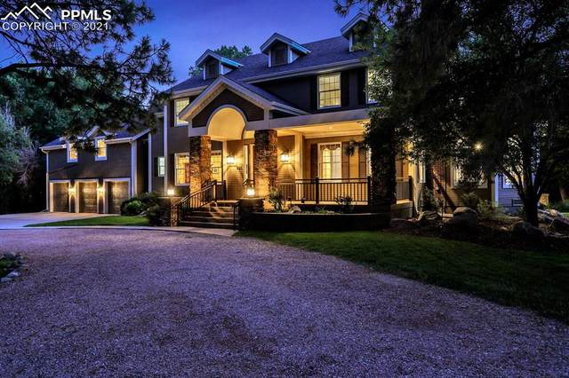 691 W Cheyenne Road, Colorado Springs, CO 80906 (#4022013) :: Finch & Gable Real Estate Co.