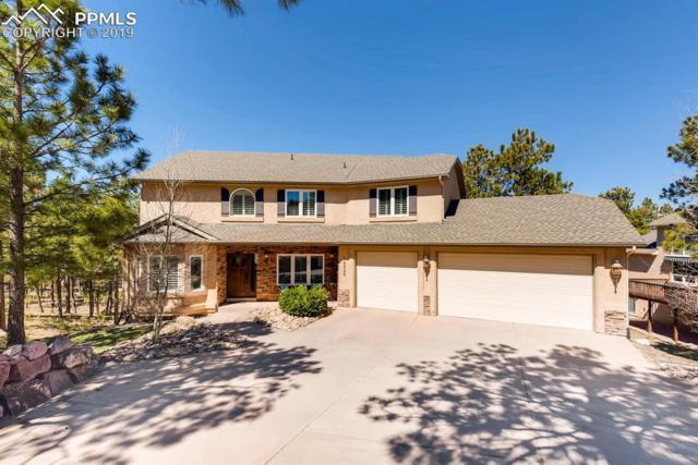 16020 Cliffrock Court, Colorado Springs, CO 80921 (#4022844) :: The Hunstiger Team