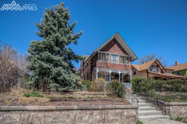 824 E Kiowa Street, Colorado Springs, CO 80903 (#4025842) :: Fisk Team, RE/MAX Properties, Inc.