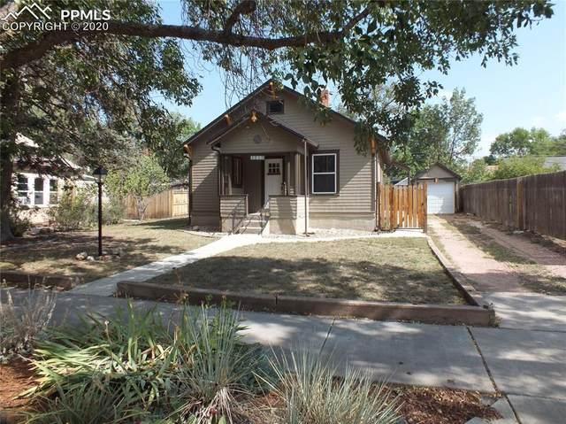 3010 W Kiowa Street, Colorado Springs, CO 80904 (#4027287) :: Tommy Daly Home Team