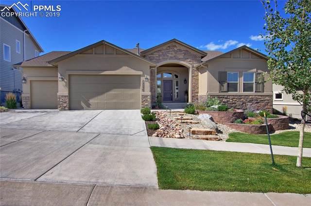 12530 Hawk Stone Drive, Colorado Springs, CO 80921 (#4030339) :: The Kibler Group