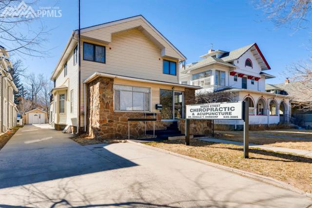 1220 N Weber Street, Colorado Springs, CO 80903 (#4035069) :: The Treasure Davis Team