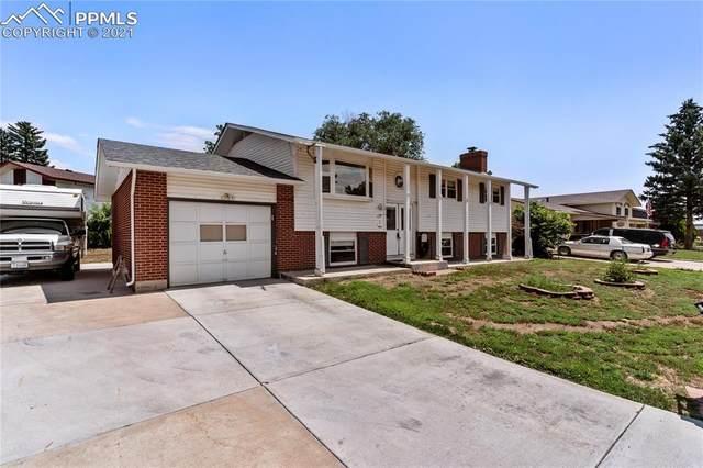 619 Bickley Drive, Colorado Springs, CO 80911 (#4035321) :: Venterra Real Estate LLC