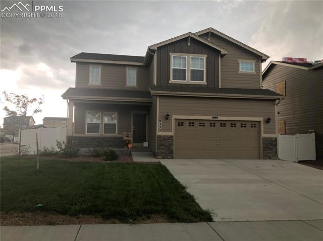 8333 Firecracker Trail, Fountain, CO 80817 (#4035402) :: Action Team Realty
