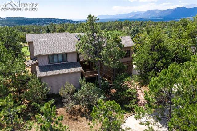 18895 Pebble Beach Way, Monument, CO 80132 (#4036082) :: Tommy Daly Home Team