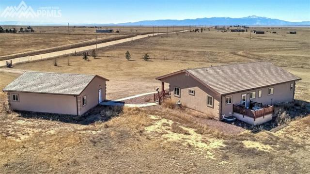 30650 Sanborn Road, Yoder, CO 80864 (#4038518) :: Action Team Realty