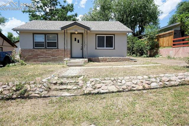 1016 Bennett Avenue, Colorado Springs, CO 80909 (#4039189) :: 8z Real Estate