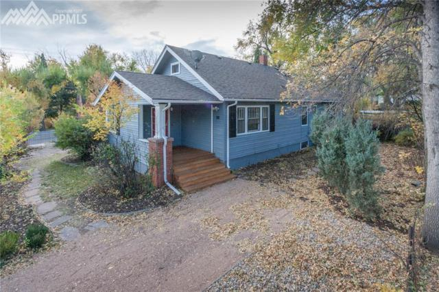 25 E Cheyenne Road, Colorado Springs, CO 80906 (#4039535) :: Jason Daniels & Associates at RE/MAX Millennium