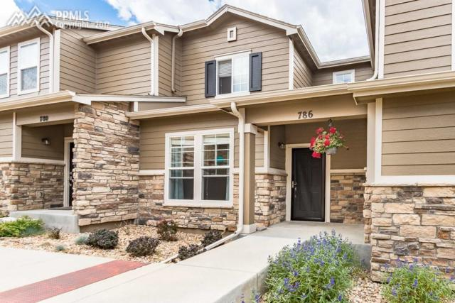 786 Vista Verde Heights, Monument, CO 80132 (#4041242) :: Action Team Realty