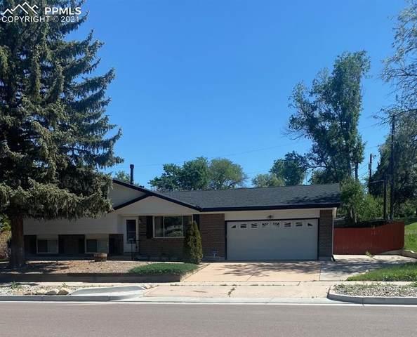 1320 Verde Drive, Colorado Springs, CO 80910 (#4046659) :: The Harling Team @ HomeSmart