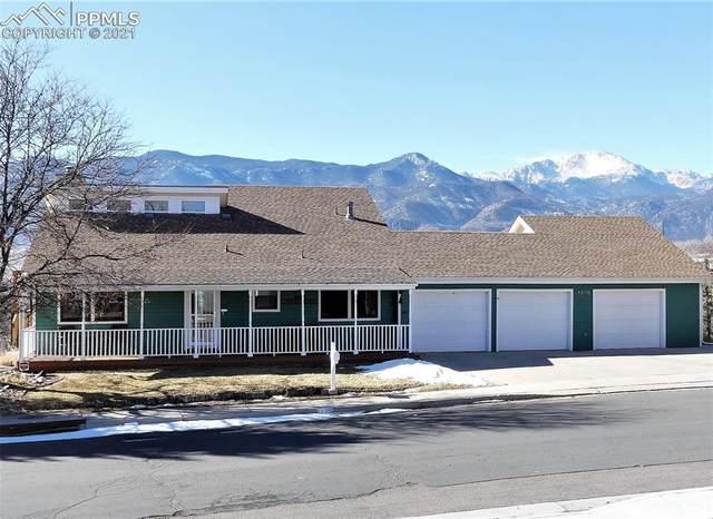 1270 W Friendship Lane, Colorado Springs, CO 80904 (#4047436) :: The Scott Futa Home Team