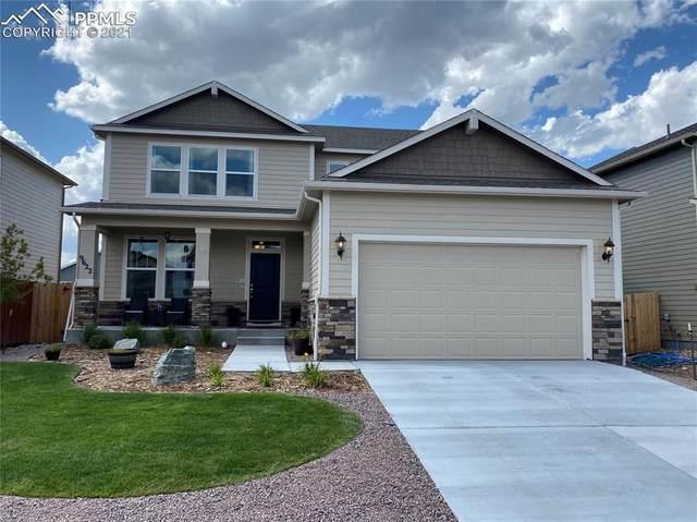 9622 Vistas Park Drive, Peyton, CO 80831 (#4049297) :: Dream Big Home Team | Keller Williams