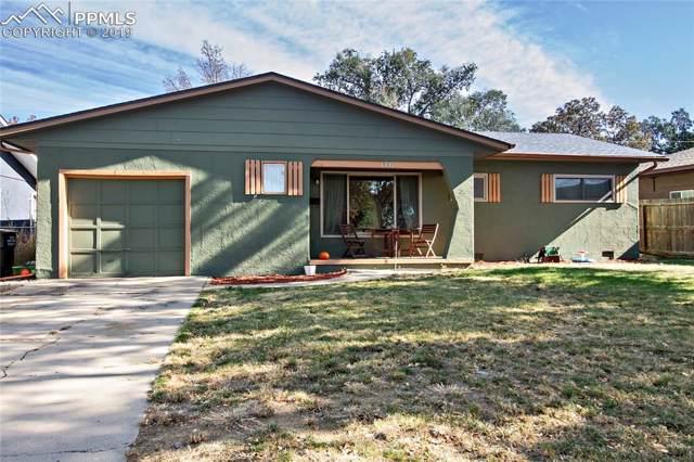 176 Norman Drive, Colorado Springs, CO 80911 (#4050003) :: The Treasure Davis Team