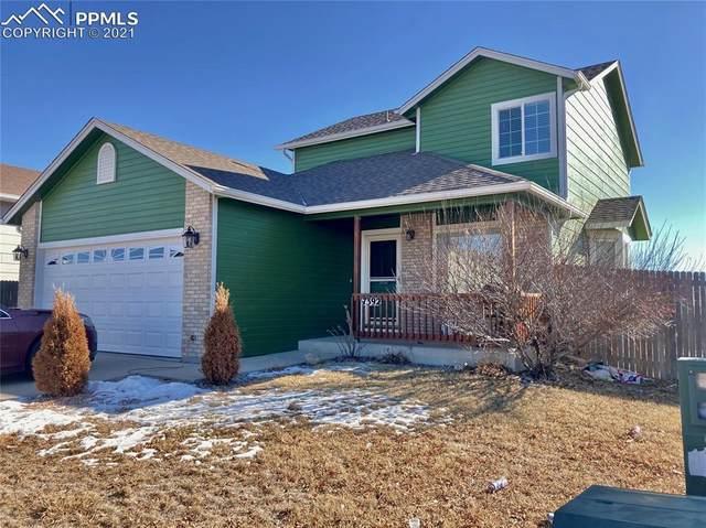 7392 Coral Ridge Drive, Colorado Springs, CO 80925 (#4050822) :: Fisk Team, RE/MAX Properties, Inc.