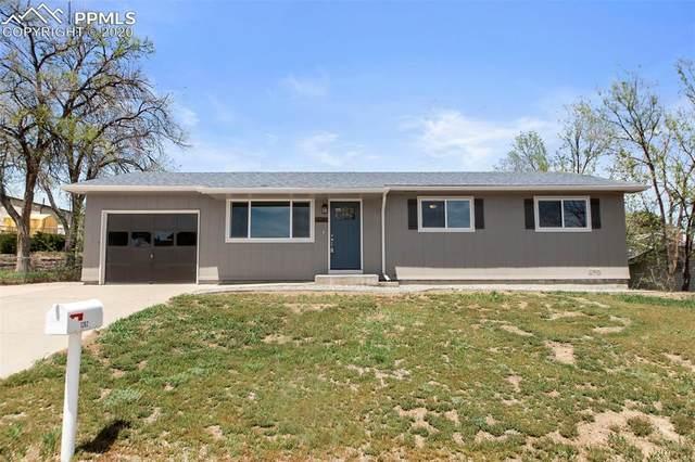 1262 Chiricahua Drive, Colorado Springs, CO 80915 (#4051409) :: Action Team Realty