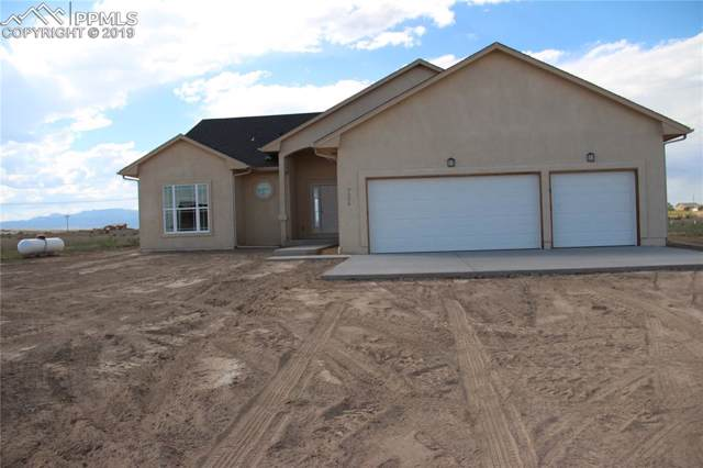 7327 Van Wyhe Court, Fountain, CO 80817 (#4051647) :: Action Team Realty