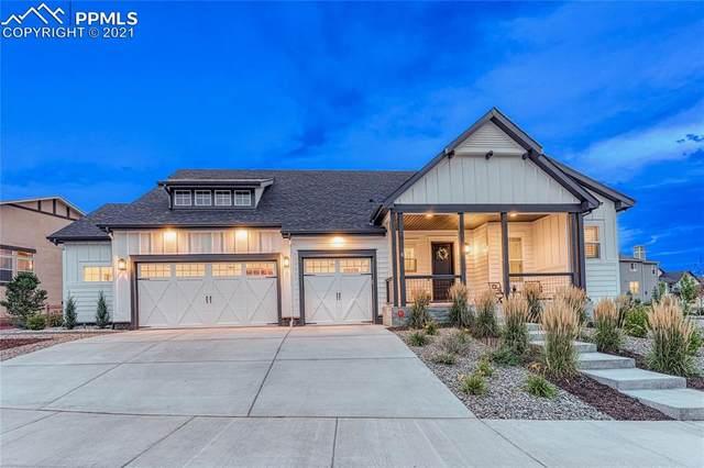 12598 Pensador Drive, Colorado Springs, CO 80921 (#4053115) :: Tommy Daly Home Team