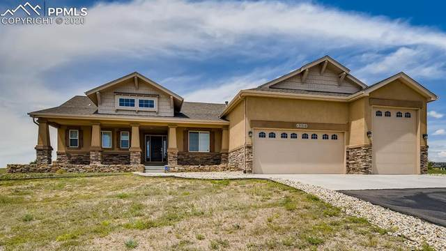 13310 Bandanero Drive, Peyton, CO 80831 (#4055535) :: Tommy Daly Home Team