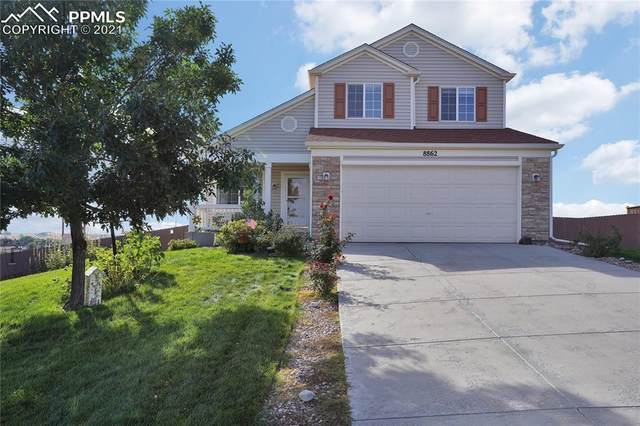 8862 Silver Glen Drive, Colorado Springs, CO 80817 (#4059150) :: 8z Real Estate