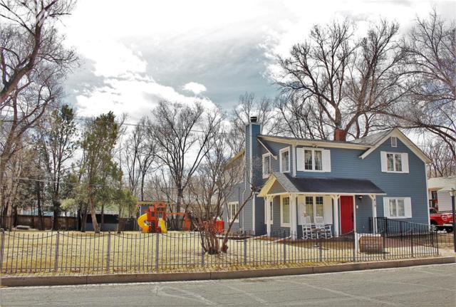 419 W Van Buren Street, Colorado Springs, CO 80907 (#4059438) :: RE/MAX Advantage