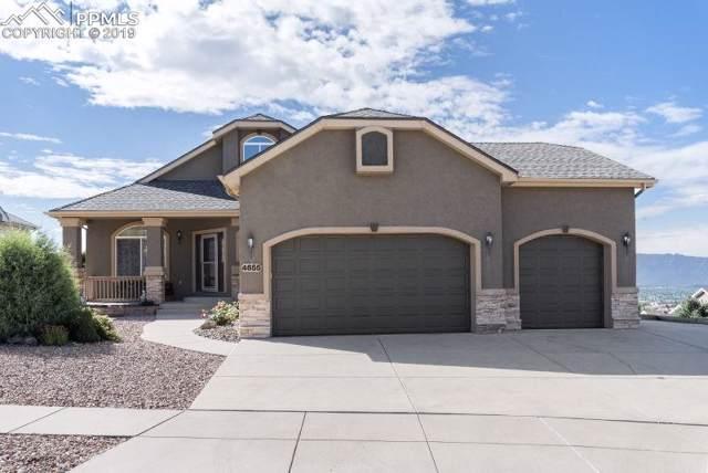 4655 Paramount Place, Colorado Springs, CO 80918 (#4059584) :: The Peak Properties Group