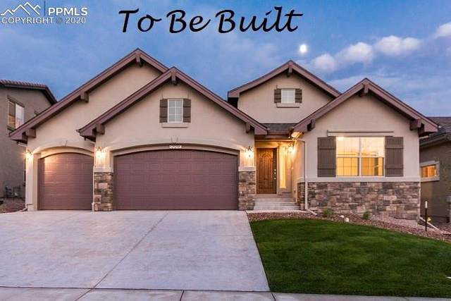 10227 Kentwood Drive, Colorado Springs, CO 80924 (#4059789) :: Tommy Daly Home Team