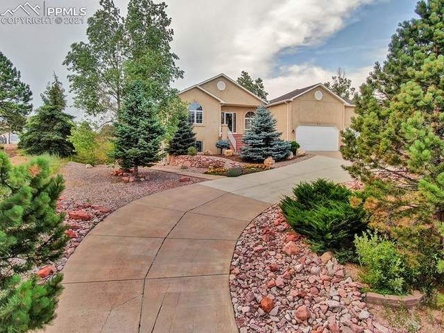 18270 Knollwood Boulevard, Monument, CO 80132 (#4062165) :: The Gold Medal Team with RE/MAX Properties, Inc