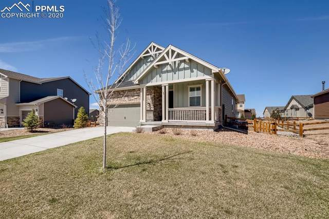 "42373 ""Being Verified"" Drive, Elizabeth, CO 80107 (#4063660) :: 8z Real Estate"