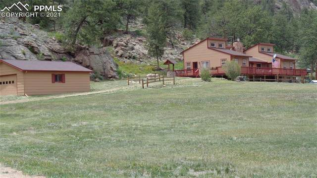 2560 Lakemoor Drive, Florissant, CO 80816 (#4066583) :: Fisk Team, eXp Realty