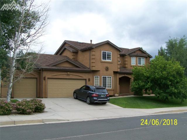 3550 Masters Drive, Colorado Springs, CO 80907 (#4067576) :: Jason Daniels & Associates at RE/MAX Millennium