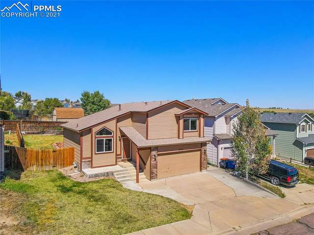 1020 Lords Hill Drive, Fountain, CO 80817 (#4069929) :: Tommy Daly Home Team
