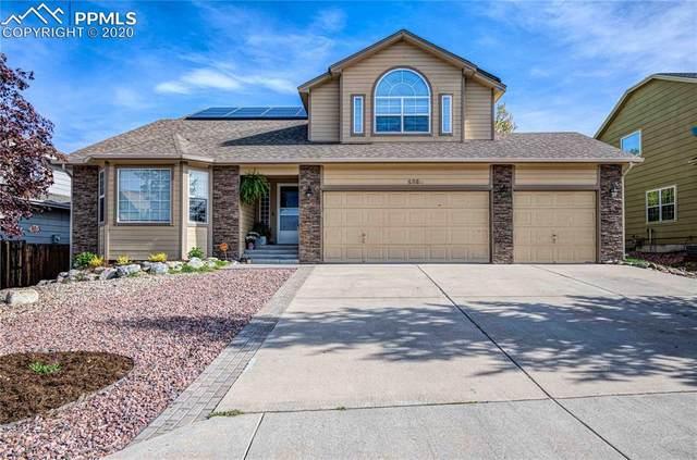 8280 Old Exchange Drive, Colorado Springs, CO 80920 (#4073179) :: The Treasure Davis Team
