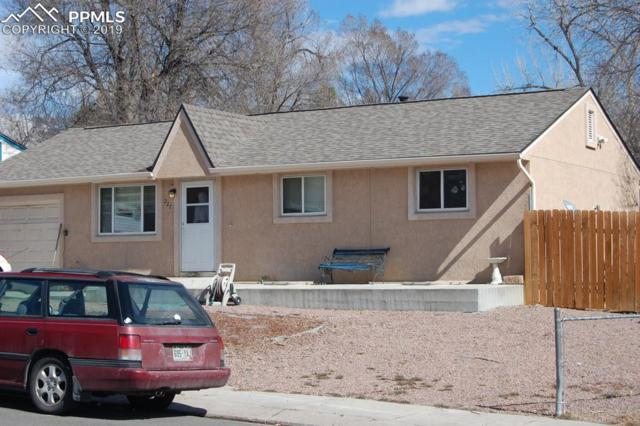 227 Longfellow Drive, Colorado Springs, CO 80910 (#4074378) :: Tommy Daly Home Team
