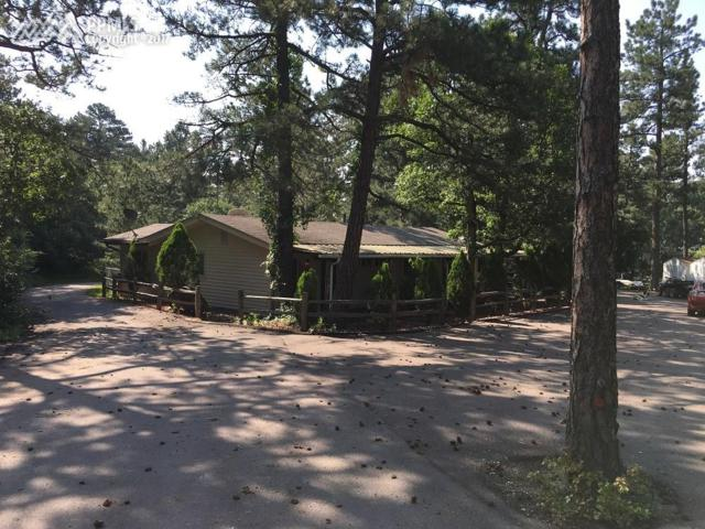 455 Rock Creek Canyon Road, Colorado Springs, CO 80926 (#4074557) :: 8z Real Estate