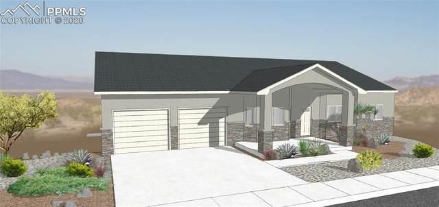 550 E Marigold Drive, Pueblo West, CO 81007 (#4077700) :: Colorado Home Finder Realty