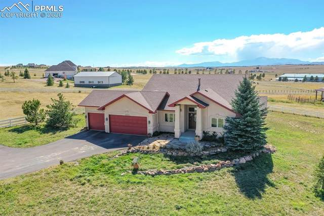 18910 Shiloh Ranch Drive, Colorado Springs, CO 80908 (#4078081) :: Tommy Daly Home Team