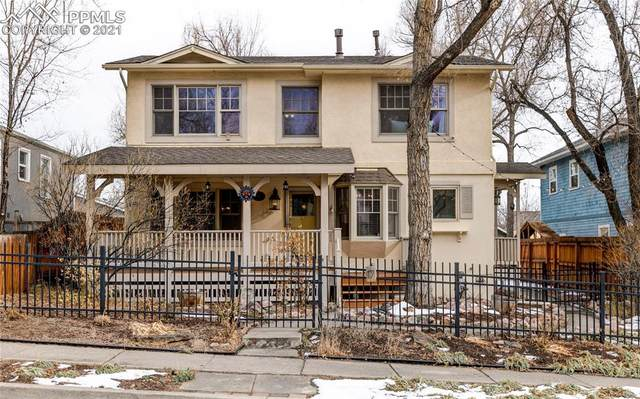 17 N 8th Street, Colorado Springs, CO 80905 (#4079042) :: HomeSmart