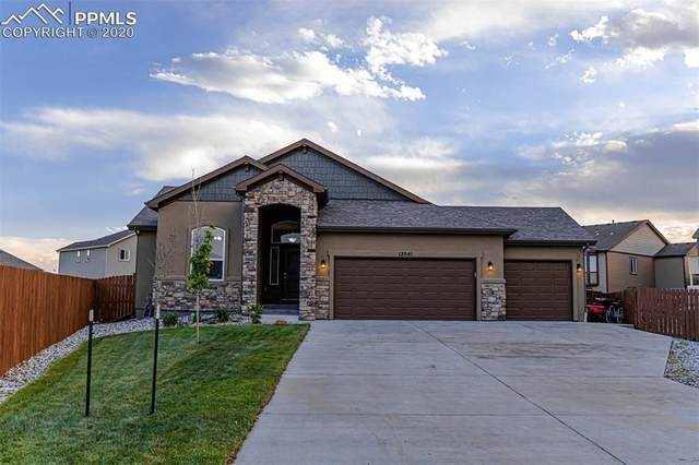 12541 Culebra Peak Drive, Peyton, CO 80831 (#4082728) :: Action Team Realty