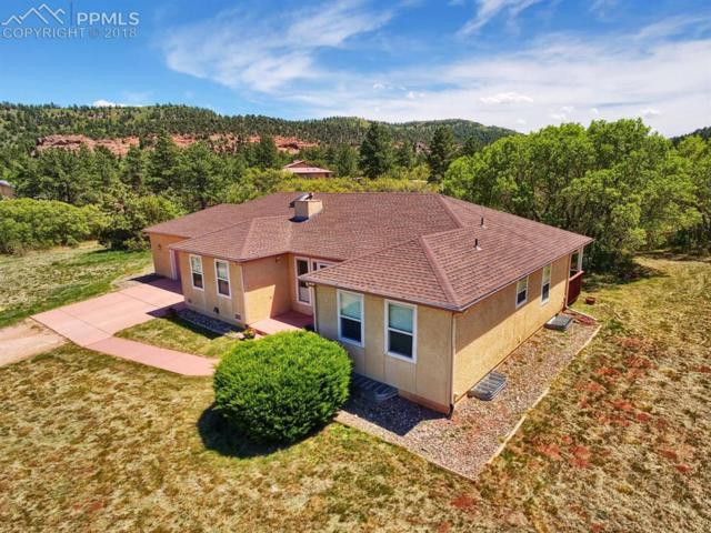 11585 Valle Verde Drive, Colorado Springs, CO 80926 (#4084185) :: Fisk Team, RE/MAX Properties, Inc.
