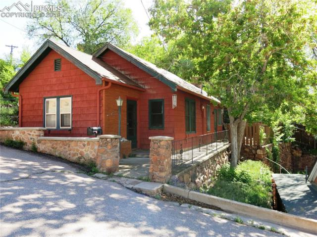 2 Lincoln Avenue, Manitou Springs, CO 80829 (#4084205) :: The Daniels Team
